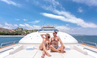 Amanecer yacht charter lifestyle