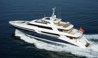 Tatiana I yacht charter Bilgin Yachts Motor Yacht