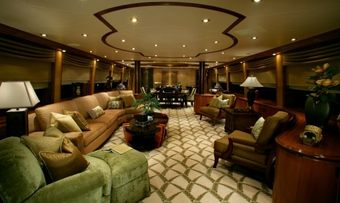 Joan's Ark yacht charter lifestyle