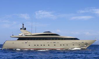 Christina V yacht charter Mondo Marine Motor Yacht