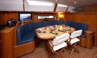 Noheea yacht charter lifestyle