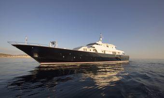Libra Y yacht charter Picchiotti Motor Yacht