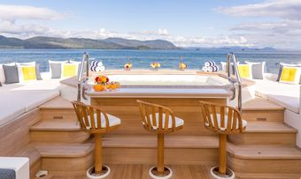 Endless Summer yacht charter lifestyle