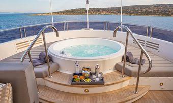 Aqua Libra yacht charter lifestyle