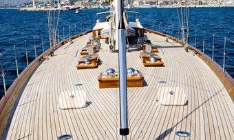 Aurelius 111 yacht charter lifestyle