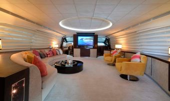 Ginger yacht charter lifestyle