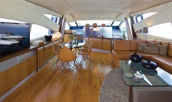 Solaris yacht charter lifestyle
