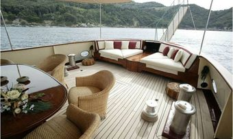 DP Monitor yacht charter lifestyle
