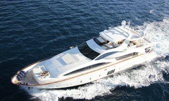 Andiamo! yacht charter Azimut Motor Yacht