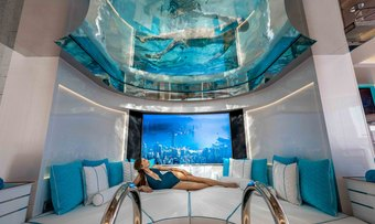 Lady S yacht charter lifestyle