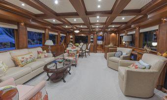 Anndrianna yacht charter lifestyle