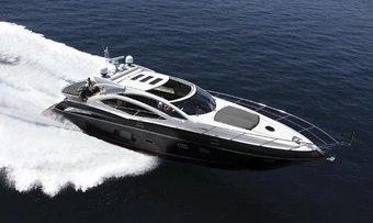 BG3 yacht charter Sunseeker Motor Yacht