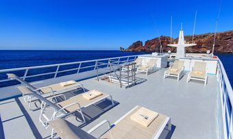 Aqua yacht charter lifestyle