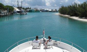 Companinship yacht charter lifestyle