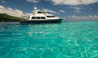 Miss Kulani yacht charter Marlow Motor Yacht
