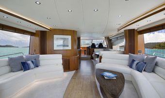 Alani yacht charter lifestyle