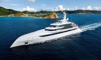 Excellence yacht charter Abeking & Rasmussen Motor Yacht