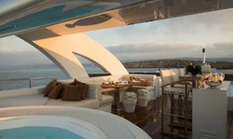San Bernardo yacht charter lifestyle