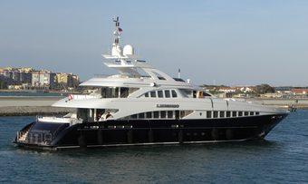 San Bernardo yacht charter Heesen Motor Yacht
