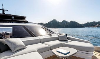 Never Give Up yacht charter lifestyle