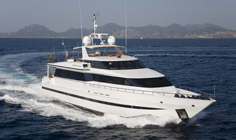 Heartbeat Of Life yacht charter Heesen Motor Yacht