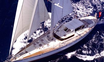 Coconut yacht charter Dynamiq Sail Yacht