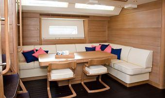Nefertiti yacht charter lifestyle