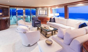 All Inn yacht charter lifestyle
