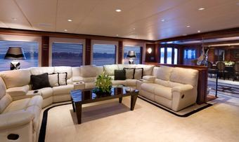 Daydream yacht charter lifestyle