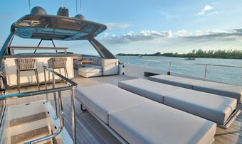 Ciao II yacht charter lifestyle