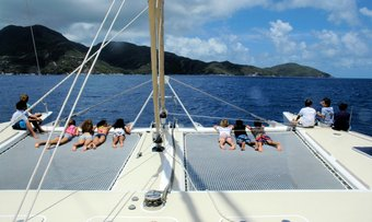 Lone Star yacht charter lifestyle