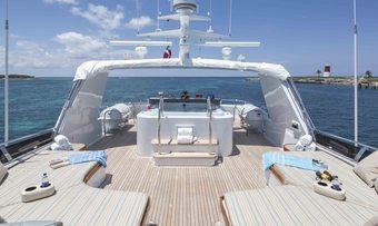 Cherish II yacht charter lifestyle