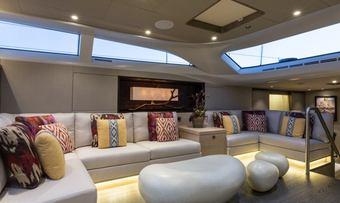 Inukshuk yacht charter lifestyle