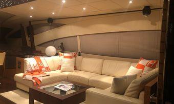 YCM 90 yacht charter lifestyle