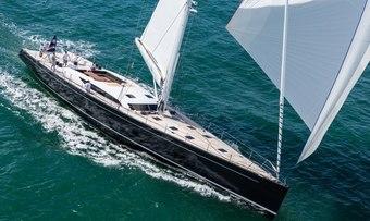 Inukshuk yacht charter Baltic Yachts Sail Yacht