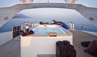 Belka yacht charter lifestyle