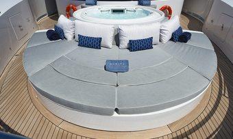 Rarity yacht charter lifestyle