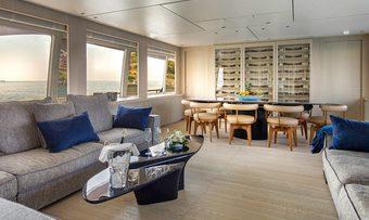 Arsana yacht charter lifestyle