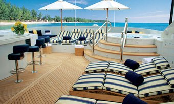 Mustique yacht charter lifestyle