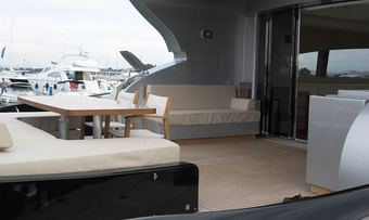 George P yacht charter lifestyle