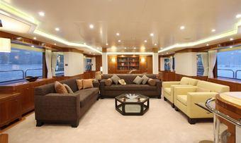 Alegria yacht charter lifestyle