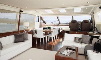 Aramis yacht charter lifestyle