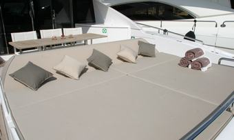Funky Town yacht charter lifestyle