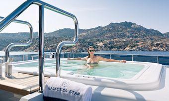 Illusion yacht charter lifestyle
