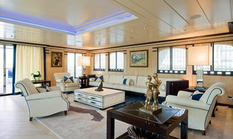 Force Blue yacht charter lifestyle