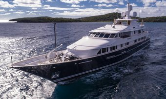 Broadwater yacht charter Feadship Motor Yacht