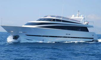 Chamade yacht charter Mondo Marine Motor Yacht