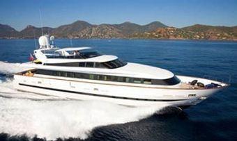 Kenayl II yacht charter Baglietto Motor Yacht