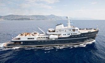 Legend yacht charter IHC Verschure Motor Yacht