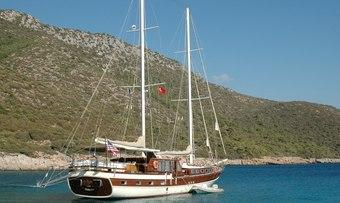 Avrasya yacht charter Bodrum Shipyard Motor Yacht